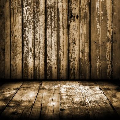 Grunge Wood Interior